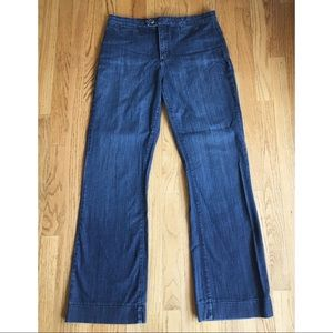 NYDJ Not Your Daughter's Jeans Flare Vintage Sz 12